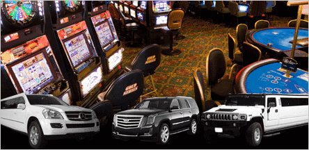 A1 Luxury Transport Casino Transportation