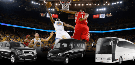 A1 Luxury Transport Golden State Warriors Game Transportation