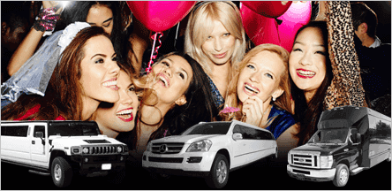 Bachelor Party Limo Party Bus Rental San Francisco