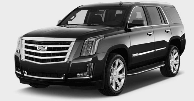 Cadillac Escalade SUV for San Francisco