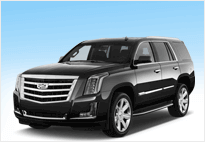 Cadillac SUV For Rent In San Francisco