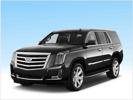 Cadillac Escalade SUV for San Francisco