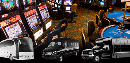 Casino Transportation By A1 Luxury Transport