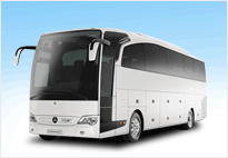 Charter Bus Service For Tours In San Francisco