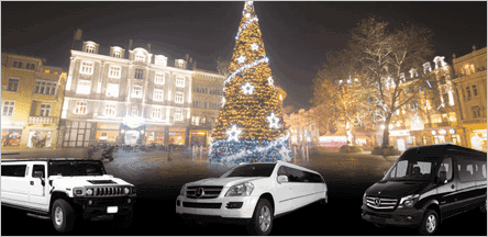 Christmas Light Tours By A1 Luxury Transport