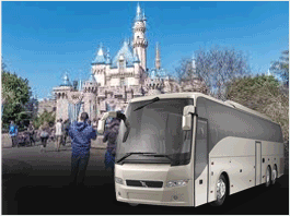 Disney Land Tours From San Francisco