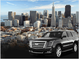 Downtown San Francisco Limo Service