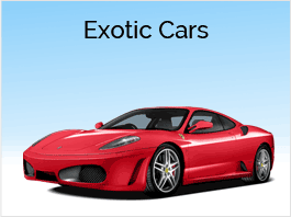 Exotic Cars For Rent In San Francisco