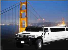 Golden Gate Bridge Limo