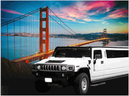Limousine Service for Golden Gate Bridge