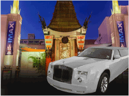Limousine Service for Hollywood