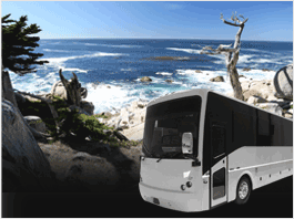 Limousine Service for Monterey