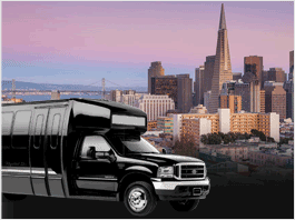 Limousine Service for San Jose