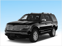 Lincoln Navigator for San Francisco