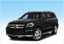 Rent Mercedes Benz GL 550 in San Francisco, A1 Luxury Transportation
