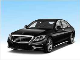 Mercedes S Class Car Limo Service San Francisco