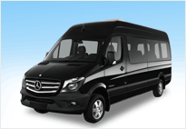 Mercedes Sprinter Service Rental San Francisco