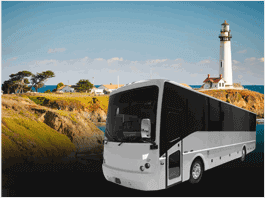 Monterrey Tours Bus Rental