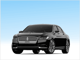New Lincoln Town Car Rental In San Francisco