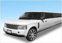 Range Rover Limo For Rent San Francisco