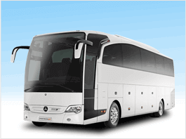 Rent Charter Bus For Tours In San Francisco