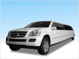 Mercedes GL 550 Limousine