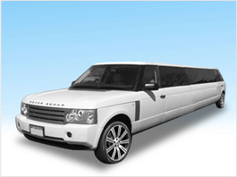 Range Rover Stretch Limo San Francisco by A1 Luxury