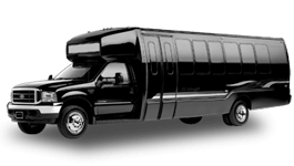 Rent San Francisco Shuttle Bus