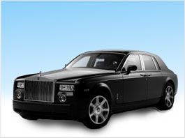 Rolls Royce Phantom San Francisco Rental