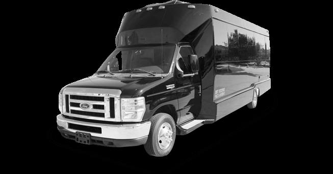 Party Bus 15 to 23 Passenger Limousine Service for San Francisco