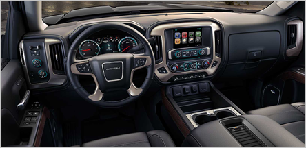 San Francisco Chevy GMC Denali Interior