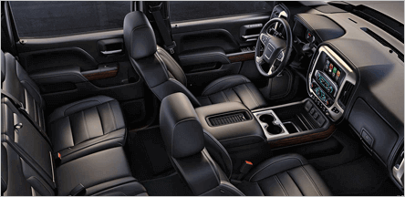 San Francisco Chevy Suburban GMC Denali Interior