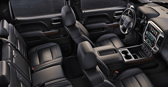 San Francisco Chevy Tahoe GMC Denali Interior