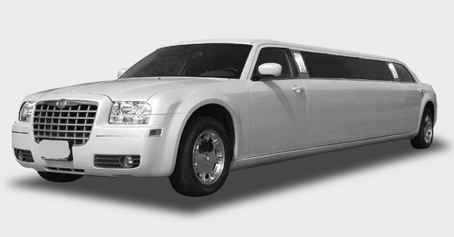 San Francisco Chrysler 300 Limo Exterior