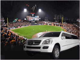 SF Sporting event limo service
