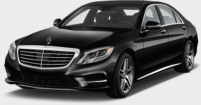 San Francisco Mercedes Benz S550 Exterior