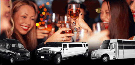 San Francisco Night On The Town Limo Service