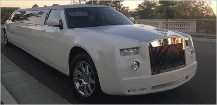 Rolls Stretch Limousine