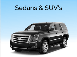Sedan SUV Car Service San Francisco