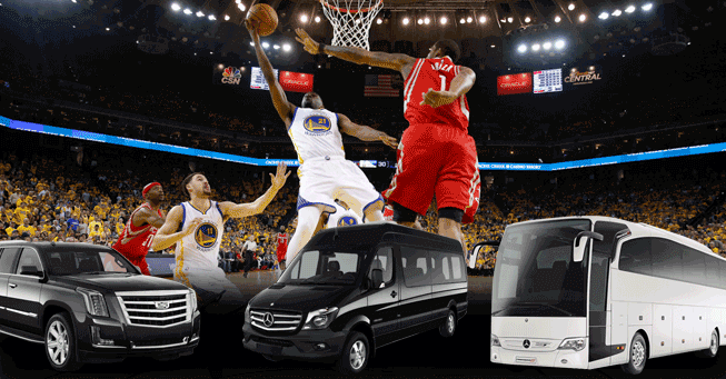SF Golden State Warriors Game Transportation