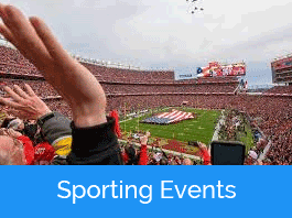 Sporting Events San Francisco