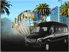 Universal Studio Tour Service from San Francisco