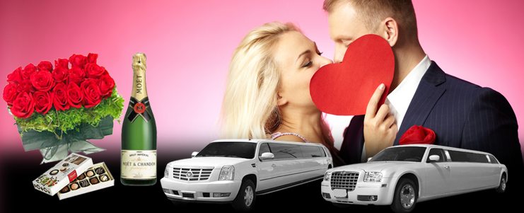 San Francisco Valentines Day Limo Service