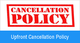 Al Limo Upfront Cancellation Policy
